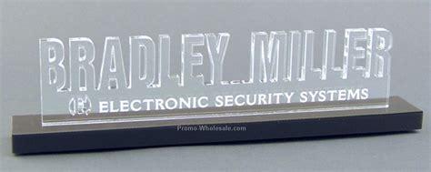 Acrylic Desk Name name plates china wholesale name plates