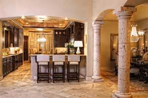 with tuscan style this luxury kitchen design makes use dark furniture siematic modern kitchens latest