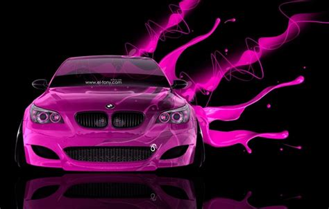 Bmw Sports Car Wallpaper With Purple Background With by Wallpaper Black Pink Bmw Pink Bmw Wallpaper