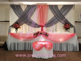 Coral #wedding #decoration   Joyce Wedding Services