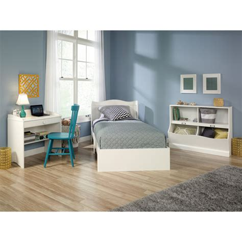 walmart white bedroom set sauder storybook 3 piece bedroom set soft white walmart com