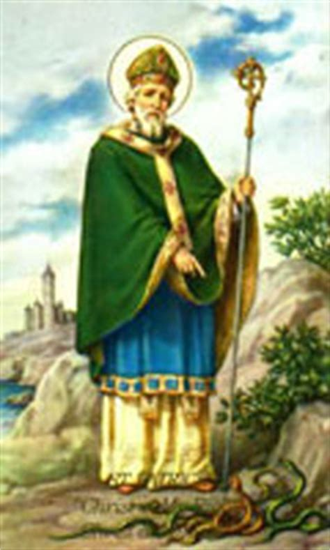 who is st history who is st of ireland patricks day history