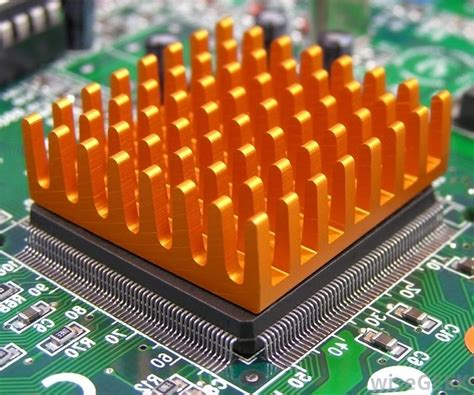 what does a heat sink do what is a motherboard heatsink with pictures