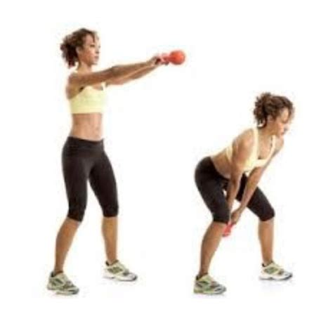Kettlebell Swing by Explosive Wide Leg Kettlebell Swings Exercise How To