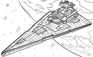 coloring pages wars ships destroyer coloring