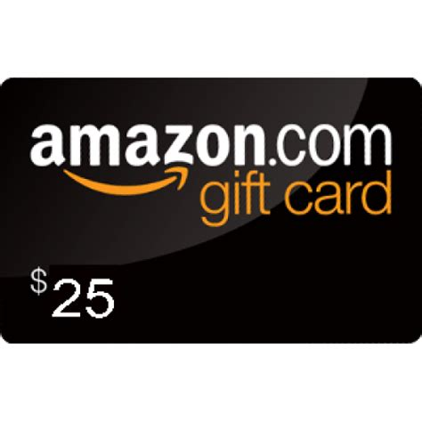 Picture Of Amazon Gift Card - amazon gift card 25
