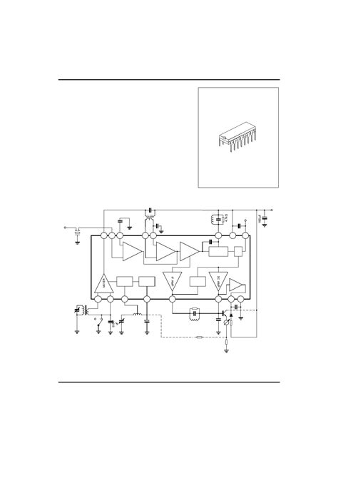 integrated circuit linear ta7640ap datasheet ta7640ap pdf am fm if processor datasheet4u