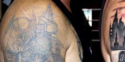 batman cover tattoo batman tattoo cover up has to be one of the most awesome