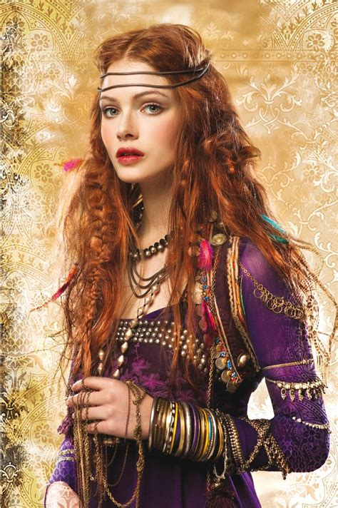 gypsy style hairstyles pin by paula catalina on bohemian fashion editorial