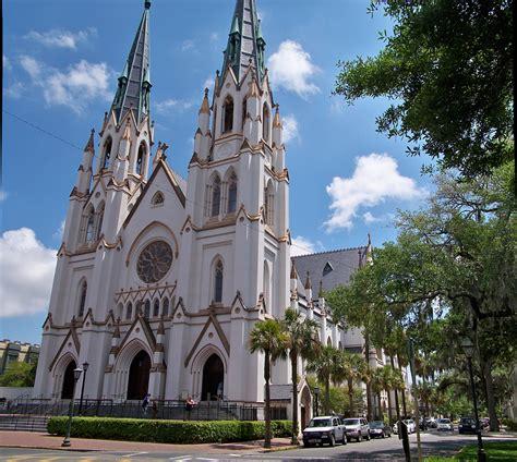 churches in savannah ga