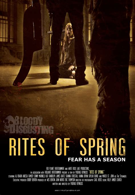 Watch Rites Of Spring 2011 Full Movie 映画 アウトレイジ ワールド Rites Of Spring ホラーshox 呪