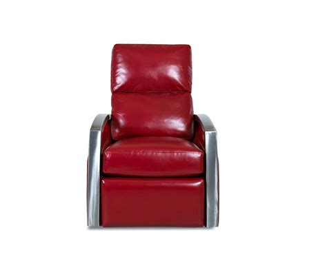 Usa Made Recliners by American Made Leather Swivel Recliner Cl238 Usa Made