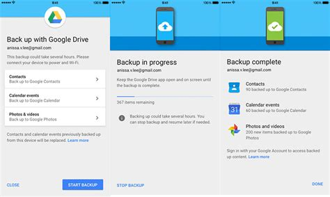 Drive Calendar Android Drive Creates A Shortcut For Ios To Android Migrations