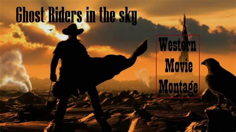 film ghost riders in the sky ghost riders in the sky western movie montage chords
