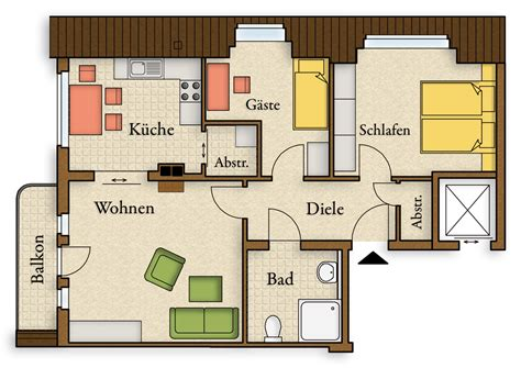2 zimmer wohnung w rzburg 3 zimmer wohnungsplan haus design und m 246 bel ideen