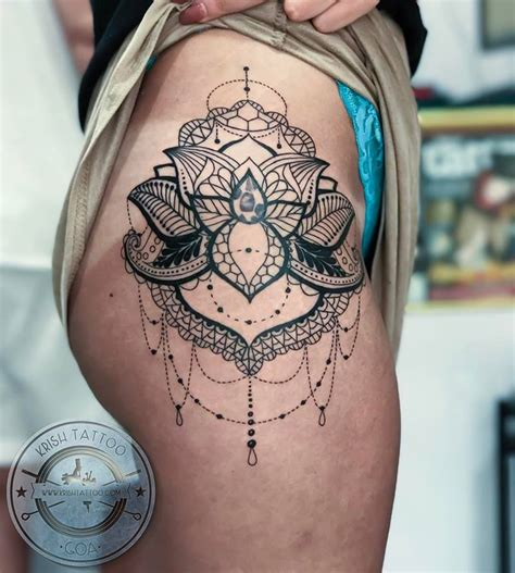 tattoos on the hip on hip tattoos goa krish custom tattoos