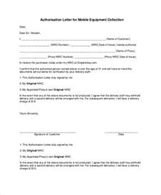 Authorization Letter Due Working Abroad sample authorization letter 10 examples in word pdf