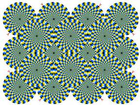Interesting Facts About Blindness Nowhereelse Optical Illusions By Urdjuret