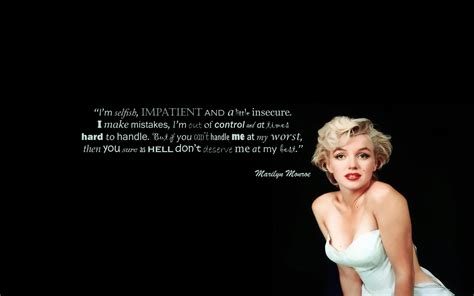 marilyn monroe quote marilyn monroe quotes and photos pictures