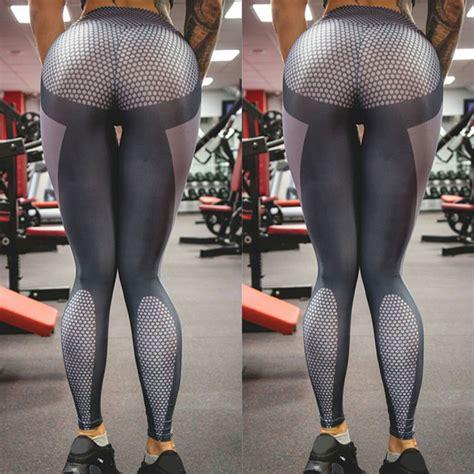 Celana Legging Importyogagym s sports fitness leotards athletic workout mesh ebay