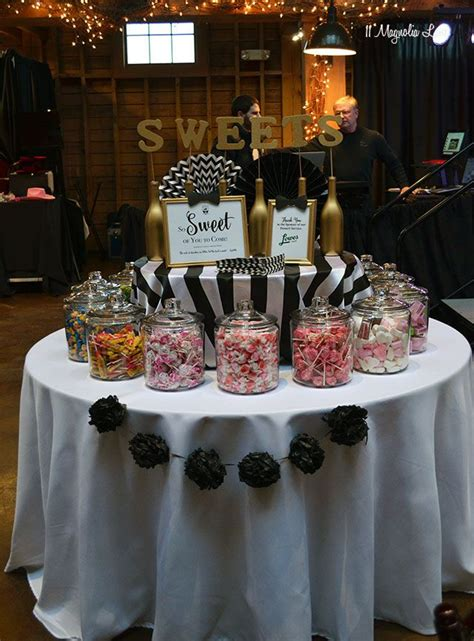 black and white bowtie ball 11 magnolia lane 17 best images about candy buffets on pinterest candy