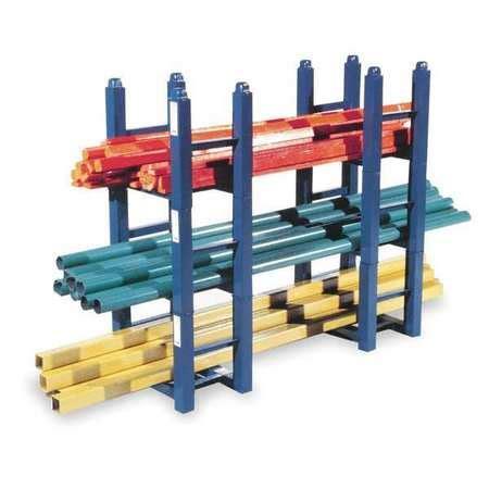 19 quot modular stacking rack gray jarke sz bx walmart