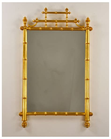 spiegelschrank bambus horner bamboo mirror carvers guild