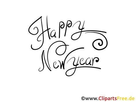 happy  year schrift zum drucken