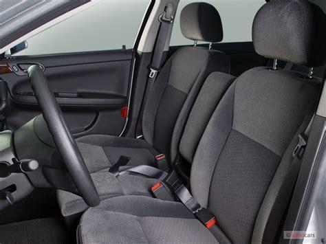 2015 chevy impala seat covers image 2007 chevrolet impala 4 door sedan ls front seats