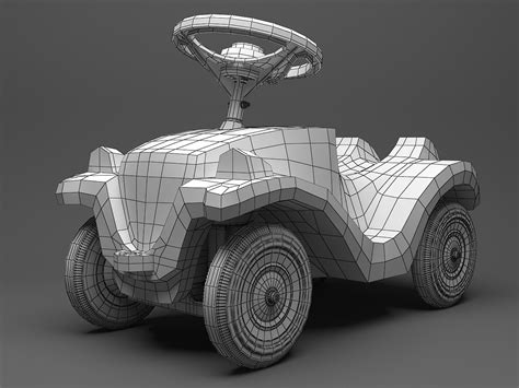 Sisket Nmax New Model bobby car 3d model max obj cgtrader