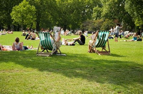 St Royal Kulot Green park deck chairs st s park the royal parks