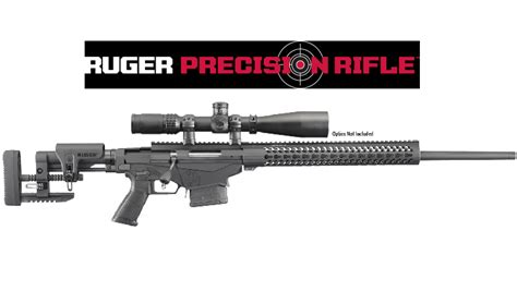 shooting illustrated ruger introduces precision rifle
