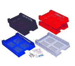 Bantex Clipboard With Cover A4 4240 09 bant tray 9812 merah 09