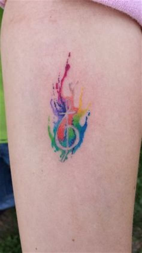 christian watercolor tattoo watercolor cross tattoo things i like pinterest