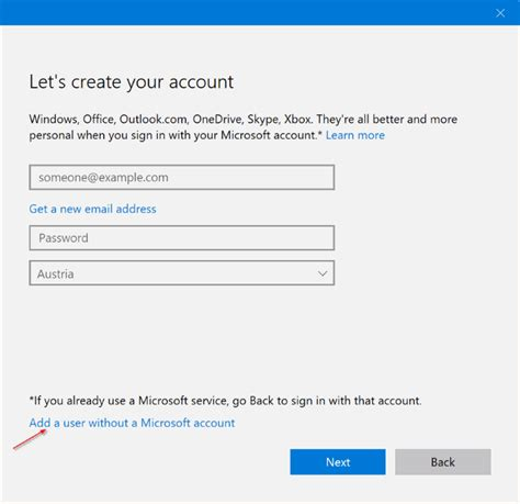 create account how to create a new administrator account in windows 10
