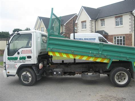 for sale isuzu 3 1 2 ton npr tipper dublin used trucks
