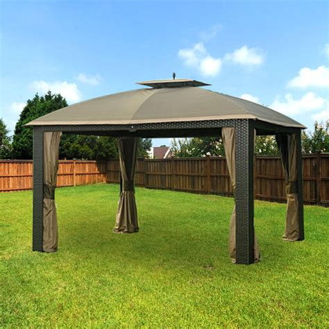 Big Lots Patio Gazebos Big Lots Patio Gazebos Wilson Fisher 174 South Hton Gazebo At Big Lots Outdoor Furniture Big