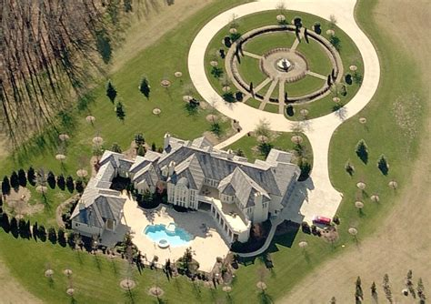 Popular House Plans a look at some mansions 46 homes of the rich