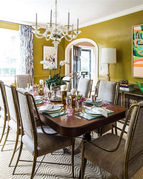 houses   beautiful dining rooms french