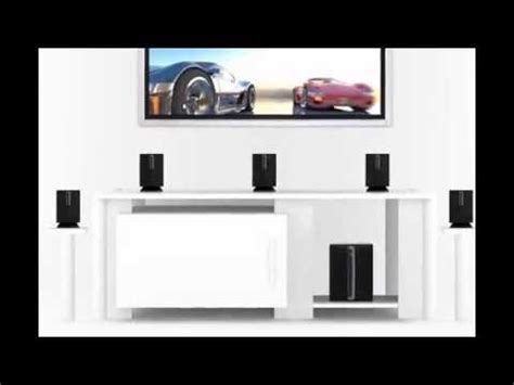 ilive htb  channel home theater speaker system youtube