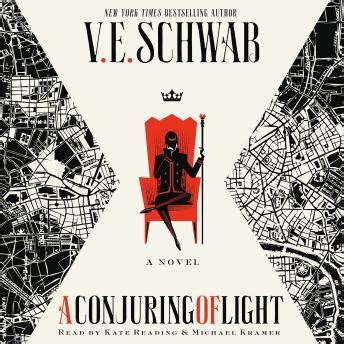 Listen To Conjuring Of Light By V E Schwab At Audiobooks Com
