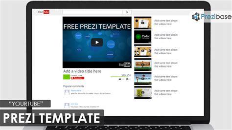yourtube prezi template prezibase