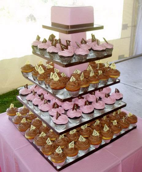 Wedding Cake Idea Wedding Cupcakes by Ca Catering Beverages