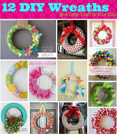diy wreaths diy wreaths a little craft in your day