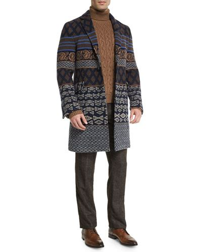etro quilted jacket in tribal pattern santa fe dry goods etro men s collection at neiman marcus