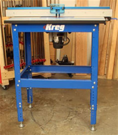 Kreg Precision Router Table Newwoodworker Com Llc