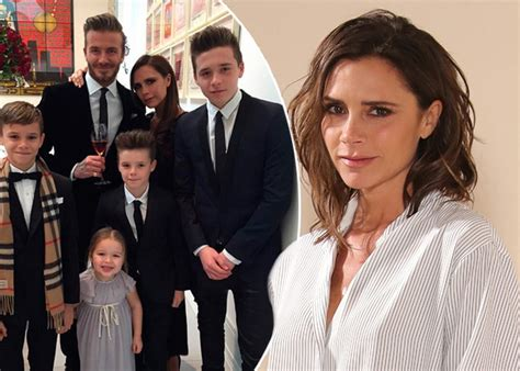 Victoria Beckham Discusses How She Juggles Her Thriving