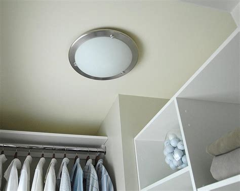 Best Closet Light Fixture by Add Light Fixture Closet Light Fixtures Design Ideas