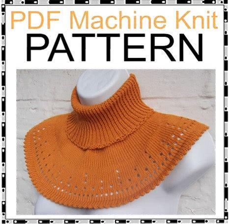 knitting machine pdf knitting machine pattern gloves 1000 free patterns