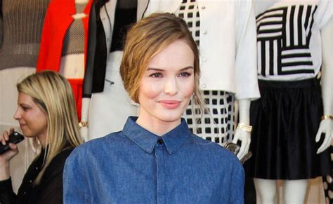 A Comment From Kate by Kate Bosworth Creating Multi Media Topshop Clothing Line